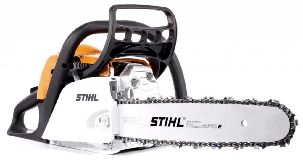 Test et avis sur la tronçonneuse Stihl MS 211